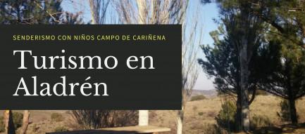 Senderismo con niños en Campo de Cariñena