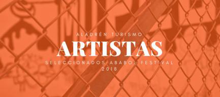 artistas seleccionados ababol festival 2018
