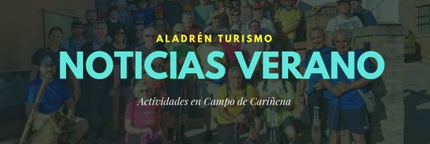 Las marchas senderistas en Campo de Cariñena superan su ecuador