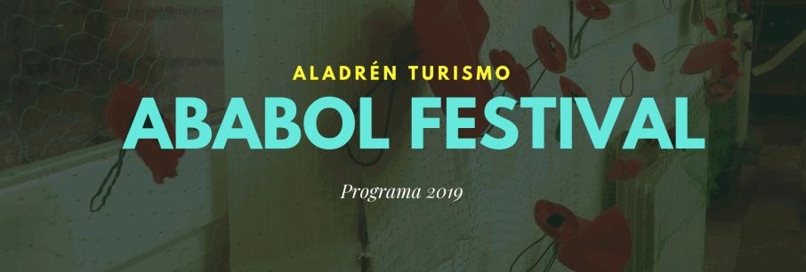 Ababol Festival 2019 Aladrén