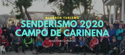 Senderismo 2020 en el Campo de Cariñena_ senderismo comarca