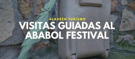 visitas guiadas al ababol festival gratuitas