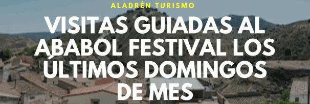 Visitas Guiadas al Ababol Festival