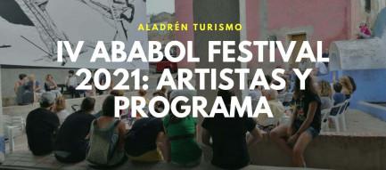 IV Ababol Festival en septiembre de 2021 artistas programa